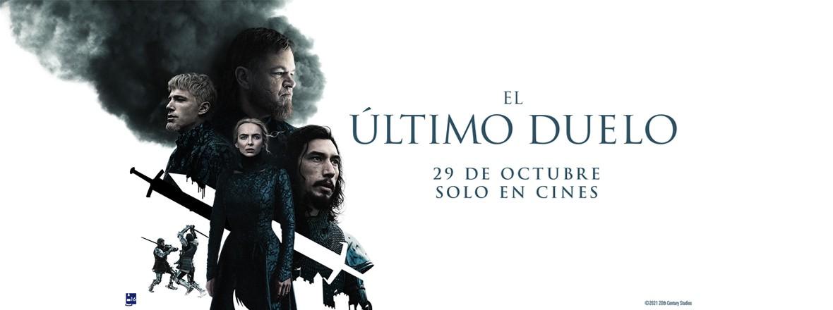 A - EL ULTIMO DUELO